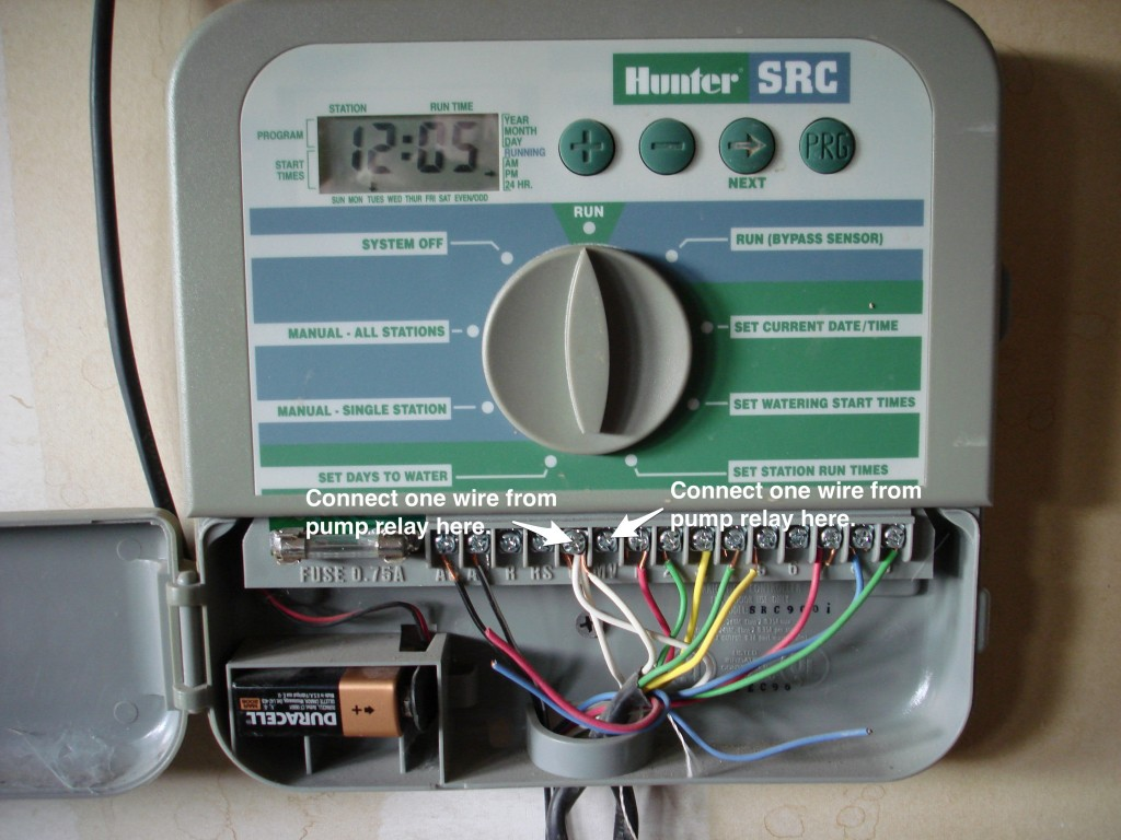 Sprinkler Master/Pump valve wiring – iScaper Blog | Sprinkler Pump Wiring Diagram |  | iScaper