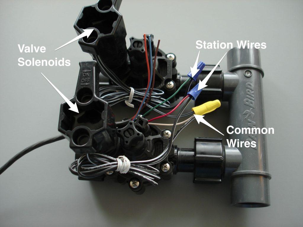 Sprinkler Valve Wiring – iScaper Blog | Sprinkler Valve Wire Diagram |  | iScaper